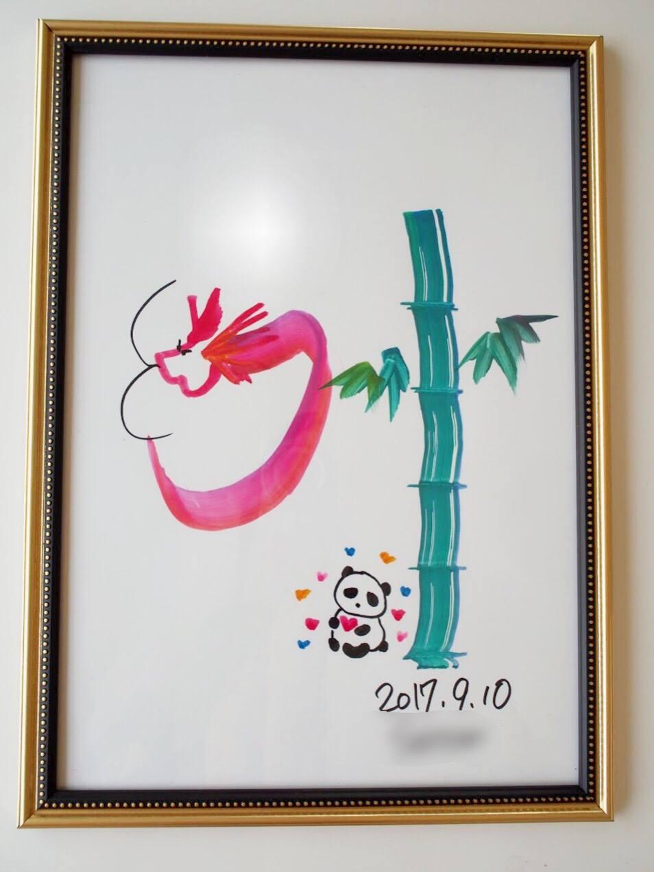 東京開催 花文字・花文字アート体験会