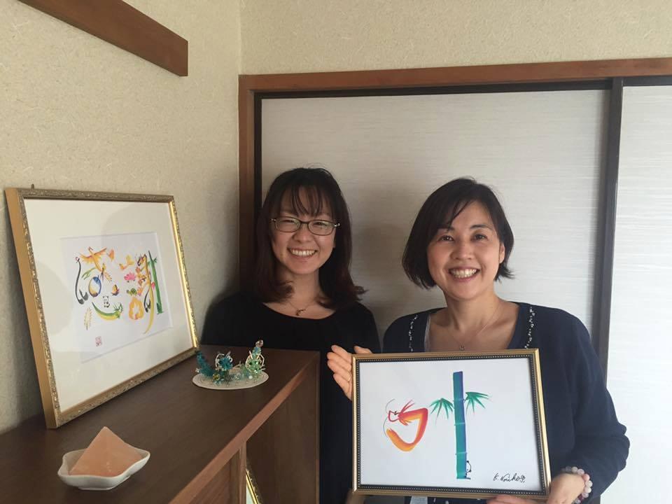東京開催 花文字・花文字アート体験レッスン