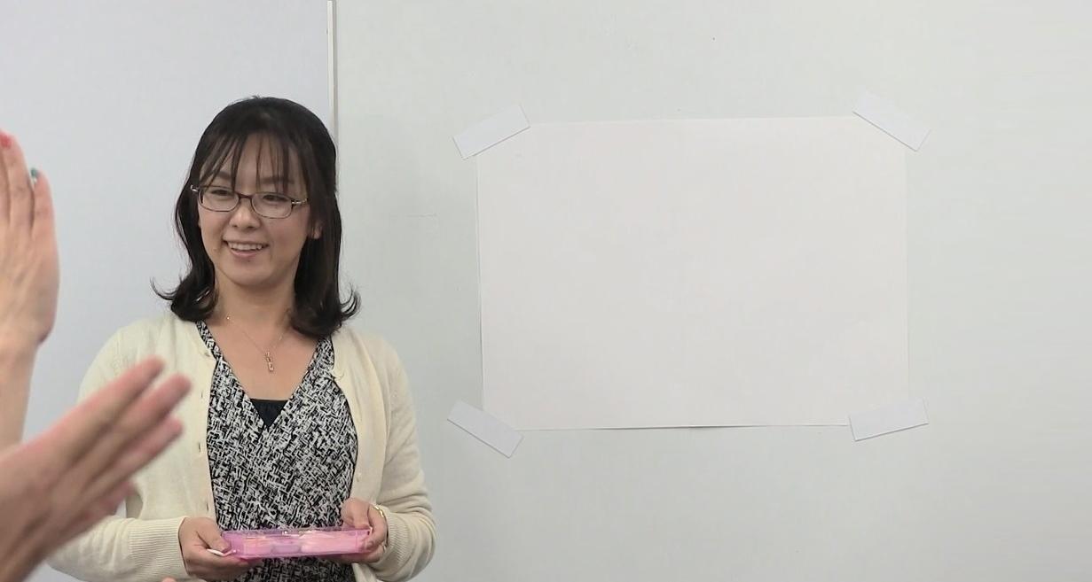 花文字・花文字アート講師養成講座案内