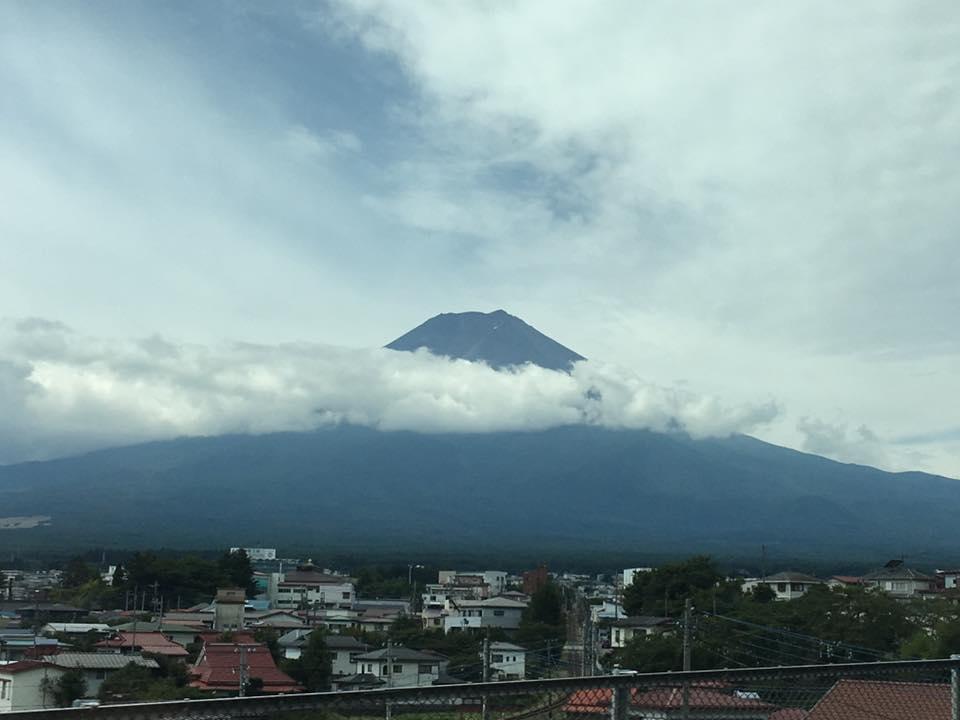 富士登山,剣ヶ峰,富士山